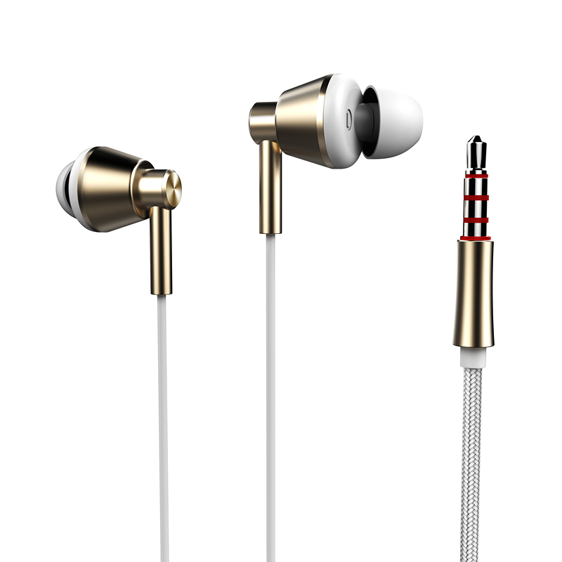 Wire Earphone with Mic for iPhone