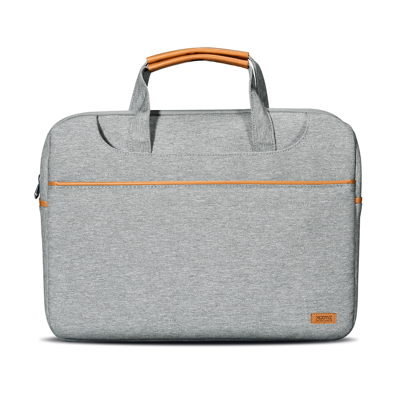Fabric Portable Laptop Sleeve Case with Handle
